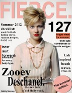 Student magazine cover from Summer 2012.